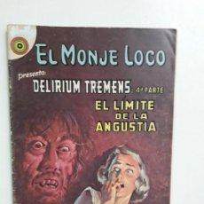 Tebeos: EL MONJE LOCO N° 111 - ORIGINAL EDITORIAL NOVARO. Lote 146722622