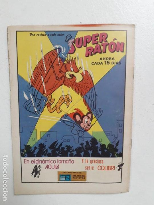 Tebeos: Fantomas n° 2-273 serie Águila - original editorial Novaro - Foto 3 - 146724718