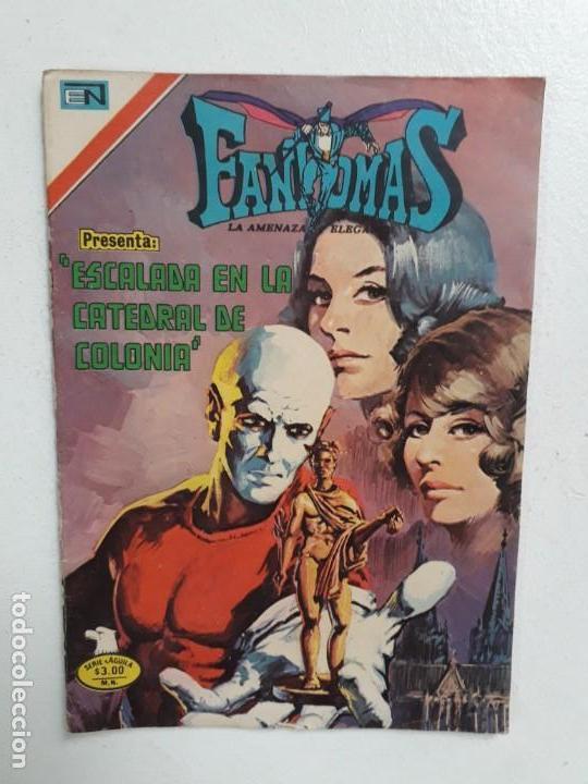 FANTOMAS N° 2-273 SERIE ÁGUILA - ORIGINAL EDITORIAL NOVARO (Tebeos y Comics - Novaro - Otros)