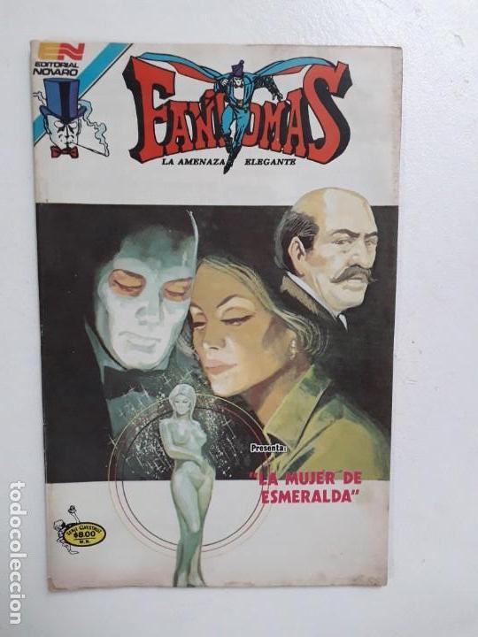 FANTOMAS N° 3-56 SERIE AVESTRUZ - ORIGINAL EDITORIAL NOVARO (Tebeos y Comics - Novaro - Otros)