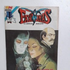 Tebeos: FANTOMAS N° 3-56 SERIE AVESTRUZ - ORIGINAL EDITORIAL NOVARO. Lote 146725146