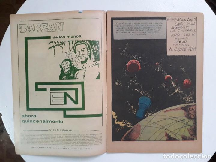 Tebeos: Fantomas n° 43 - original editorial Novaro - Foto 2 - 146726082