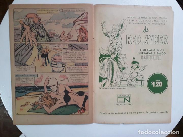 Tebeos: Fantomas n° 43 - original editorial Novaro - Foto 3 - 146726082