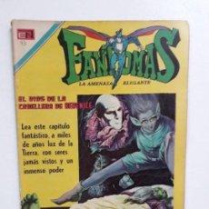 Tebeos: FANTOMAS N° 43 - ORIGINAL EDITORIAL NOVARO. Lote 146726082