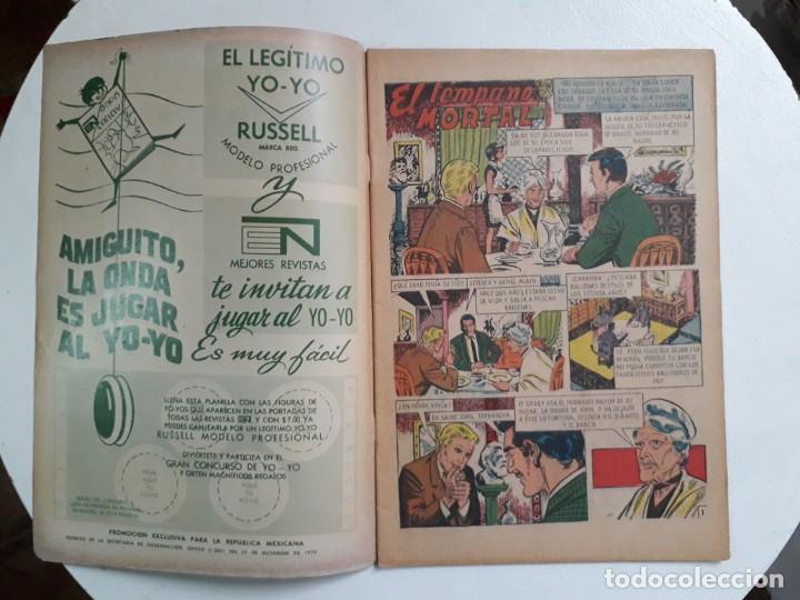 Tebeos: Grandes Viajes n° 101 (especial) - original editorial Novaro - Foto 2 - 146736726