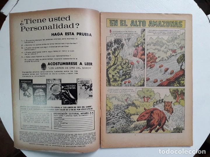 Tebeos: Grandes Viajes n° 65 - original editorial Novaro - Foto 2 - 146737610