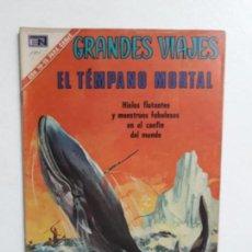 Tebeos: GRANDES VIAJES N° 101 (ESPECIAL) - ORIGINAL EDITORIAL NOVARO. Lote 146736726