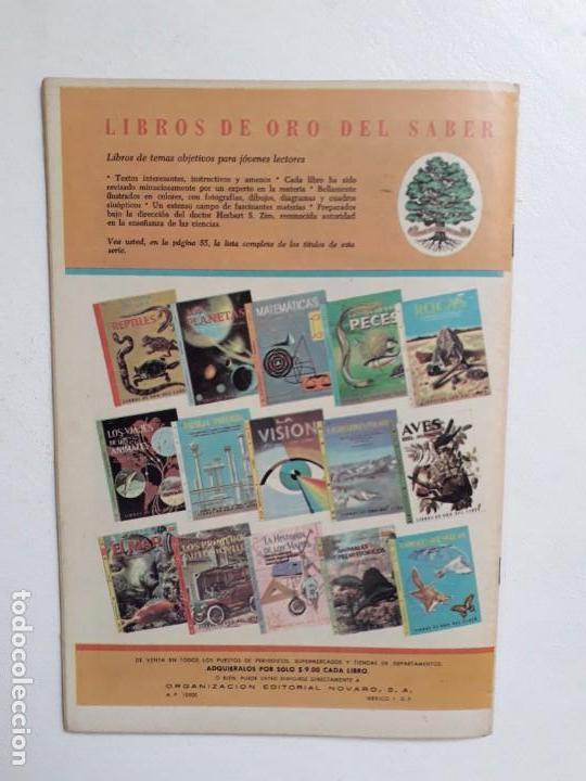 Tebeos: Grandes Viajes n° 96 - original editorial Novaro - Foto 3 - 146736894