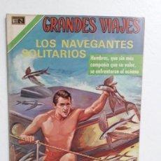 Tebeos: GRANDES VIAJES N° 96 - ORIGINAL EDITORIAL NOVARO. Lote 146736894