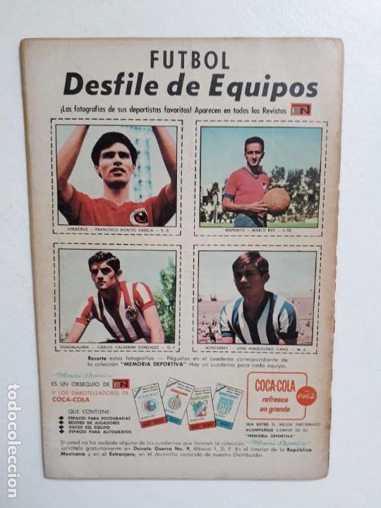 Tebeos: Grandes Viajes n° 69 - original editorial Novaro - Foto 3 - 146737202
