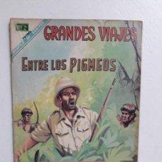Tebeos: GRANDES VIAJES N° 67 - ORIGINAL EDITORIAL NOVARO. Lote 146737434