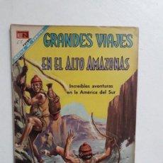 Tebeos: GRANDES VIAJES N° 65 - ORIGINAL EDITORIAL NOVARO. Lote 146737610