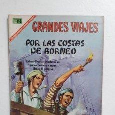 Tebeos: GRANDES VIAJES N° 54 - ORIGINAL EDITORIAL NOVARO. Lote 146737826