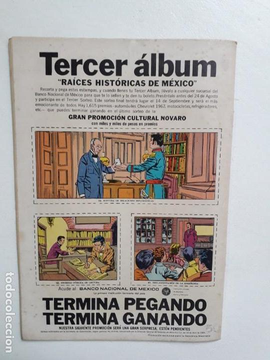 Tebeos: Grandes Viajes n° 53 (los últimos piratas) - original editorial Novaro - Foto 3 - 146737958