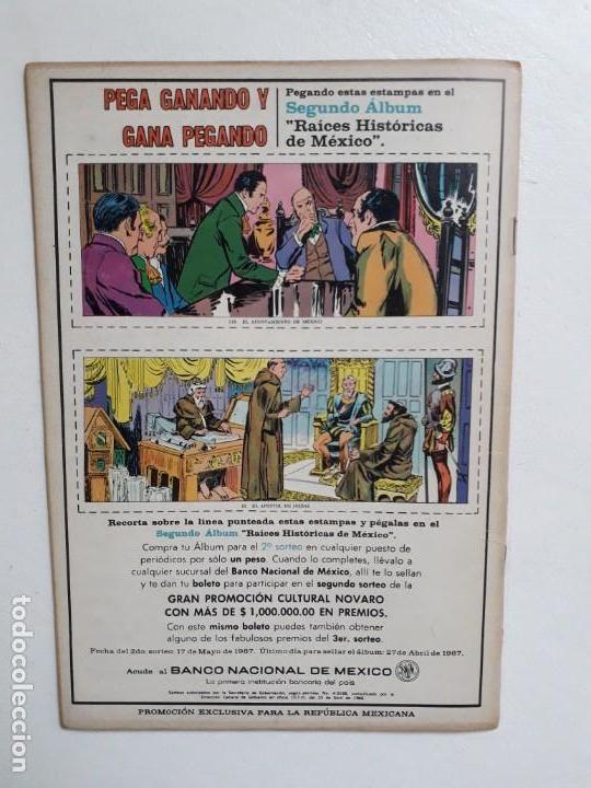 Tebeos: Grandes Viajes n° 51 - original editorial Novaro - Foto 3 - 146738118