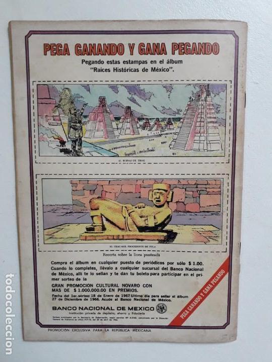 Tebeos: Grandes Viajes n° 47 - original editorial Novaro - Foto 3 - 146738266
