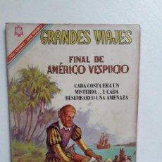Tebeos - Grandes Viajes n° 47 - original editorial Novaro - 146738266