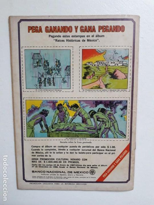 Tebeos: Grandes Viajes n° 44 - original editorial Novaro - Foto 3 - 146738438