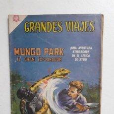 Tebeos: GRANDES VIAJES N° 42 - ORIGINAL EDITORIAL NOVARO. Lote 146738570