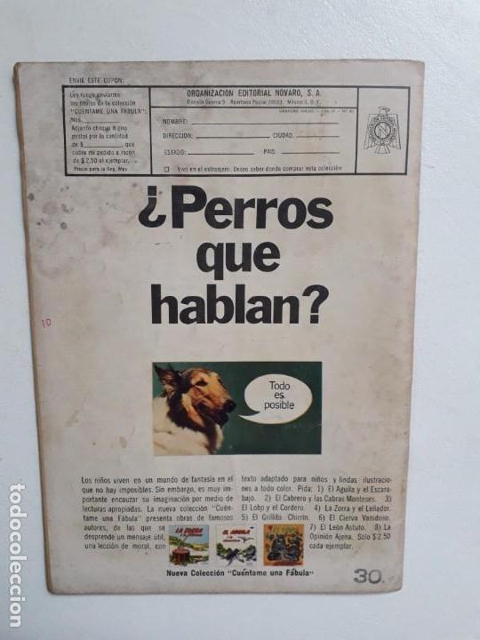 Tebeos: Grandes Viajes n° 40 - original editorial Novaro - Foto 3 - 146738738
