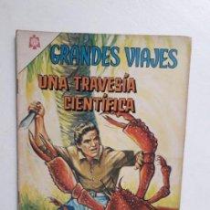 Tebeos: GRANDES VIAJES N° 38 - ORIGINAL EDITORIAL NOVARO. Lote 146738922