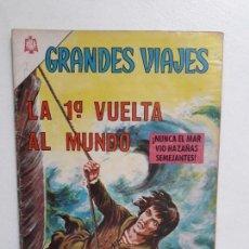 Tebeos: GRANDES VIAJES N° 36 - ORIGINAL EDITORIAL NOVARO. Lote 146739214