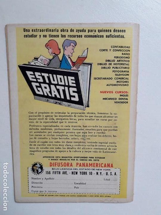 Tebeos: Grandes Viajes n° 6 - original editorial Novaro - Foto 3 - 146739558