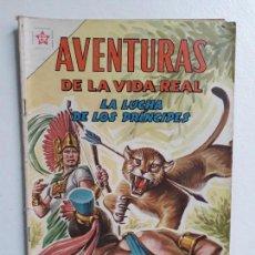 Tebeos: AVENTURAS DE LA VIDA REAL N° 85 - ORIGINAL EDITORIAL NOVARO. Lote 146739902