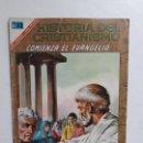 Tebeos: HISTORIAS DEL CRISTIANISMO N° 9 - ORIGINAL EDITORIAL NOVARO. Lote 146740370