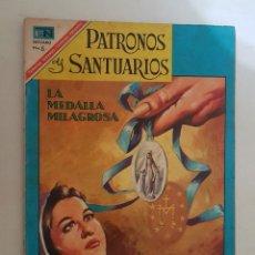 Tebeos: PATRONOS Y SANTUARIOS. Nº 13. NOVARO.. Lote 146944746