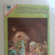 Tebeos: HISTORIA DEL CRISTIANISMO. Nº 12. NOVARO.. Lote 146945198