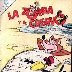 Tebeos: LA ZORRA Y EL CUERVO Nº 174 - 1965. Lote 147070950