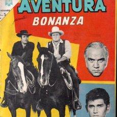 Tebeos: BONANZA - AVENTURA Nº 381 - 1965. Lote 147072546