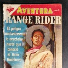 Tebeos: ORIGINAL NOVARO - AVENTURA 80 AÑO 1958 - RANGE RIDER. Lote 147170910
