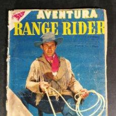 Tebeos: ORIGINAL NOVARO - AVENTURA 73 AÑO 1957 - RANGE RIDER. Lote 147172466