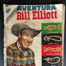 Tebeos: ORIGINAL NOVARO - AVENTURA 36 AÑO 1956 - BILL ELLIOTT. Lote 147172802