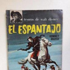 Tebeos: TESOROS DE WALT DISNEY N° 2 - EL ESPANTAJO - SIMILAR NOVARO - ORIGINAL CHILE (ZIG-ZAG). Lote 147280962