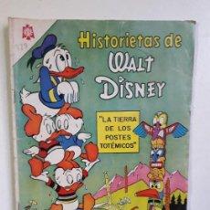 Tebeos: HISTORIETAS DE WALT DISNEY N° 325 - ORIGINAL EDITORIAL NOVARO. Lote 147281374