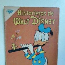 Tebeos: HISTORIETAS DE WALT DISNEY N° 238 - ORIGINAL EDITORIAL NOVARO. Lote 147282622