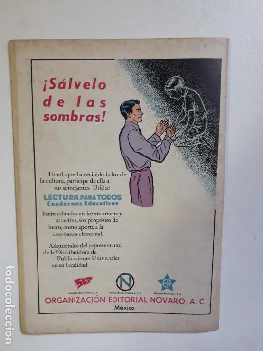 Tebeos: Cuentos de Walt Disney n° 245 - original editorial Novaro - Foto 3 - 147283322