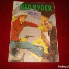 Tebeos: RED RYDER 131 NOVARO 1965 BUEN ESTADO. Lote 147388930