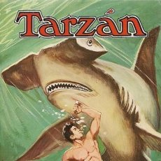 Tebeos: TARZÁN- LIBROCÓMIC- Nº 19- LA AVENTURA EN LA ISLA-1975-GRAN JESSE MARSH-BUENO-DIFÍCIL-LEAN-9999. Lote 147396466