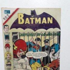 Tebeos: BATMAN N° 602 - CAMPEONES DE LA JUSTICIA - ORIGINAL EDITORIAL NOVARO. Lote 147427134