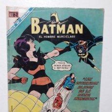 Tebeos: BATMAN N° 454 - CAMPEONES DE LA JUSTICIA - ORIGINAL EDITORIAL NOVARO. Lote 147427898