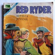 Tebeos: RED RYDER. REVISTA JUVENIL. NO. 171. Lote 147482610