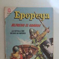 Tebeos: EPOPEYA. Nº 90. NOVARO.. Lote 147521514