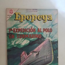 Tebeos: EPOPEYA. Nº 78. NOVARO.. Lote 147521726