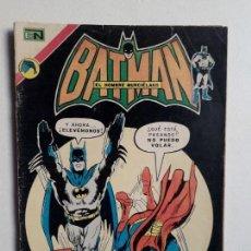 Tebeos: BATMAN N° 673 - ORIGINAL EDITORIAL NOVARO. Lote 147562586