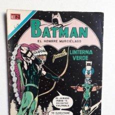 Tebeos: BATMAN N° 614 - LINTERNA VERDE! - ORIGINAL EDITORIAL NOVARO. Lote 147563098