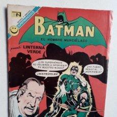 Tebeos: BATMAN N° 631 - LINTERNA VERDE! - ORIGINAL EDITORIAL NOVARO. Lote 147563206